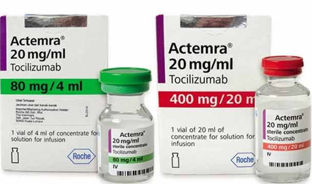 LHC Orders to Make Sure Availability of Actemra injections on Affordable Prices