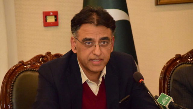Asad Umer Appeals Nation to Show the Same Discipline as Before
