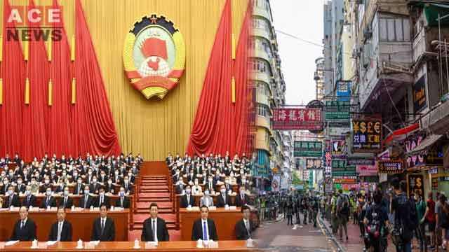 China Parliament Passes National Security Law in Turning Point for Hong Kong