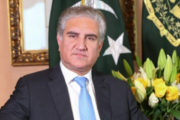 FM Qureshi Warns that Some External Forces Trying to Destabilize Pakistan