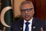 President Dr. Arif Alvi Offered Condolences to Families of the Deceased Doctors