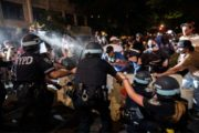 4 US Police Officials Wounded by Shooting in Protest-hit St Louis