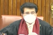 Sadiq Sanjrani Urged Silent Senators to Leave Senate for Safety Reasons