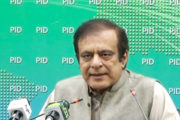 Pakistan will Not Stop Exposing India at Every Forum: Shibli Faraz