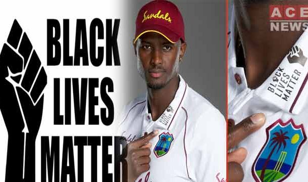 West Indies to Wear Shirt with Slogan of
