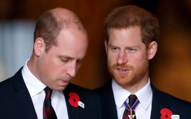 Prince William and Prince Harry Making Peace
