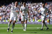 Spanish Football League: Real Madrid Beat Granada