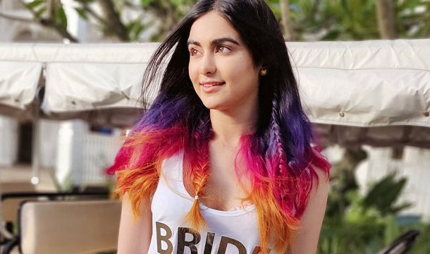 Adah Sharma on Coping with Life During the Lockdown