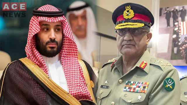 Army Chief Reaches Saudi Arabia on Official Visit: ISPR