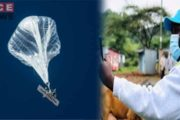 Kenya Launched Balloon Internet Service