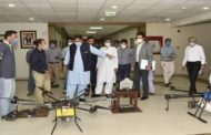 Pakistan-Made Agricultural Drones to Usher in Revolution: Fawad Chaudhary