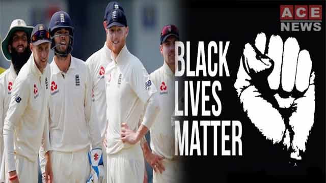 England will Join West indies in Wearing 'Black Lives Matter' Logo