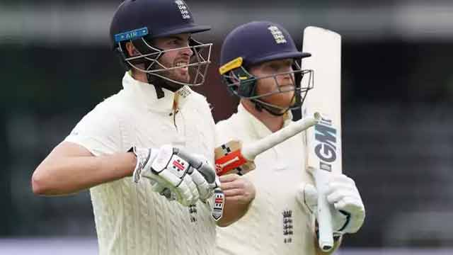 Ben Stokes and Sibley Firmly Lead England after Early Blows