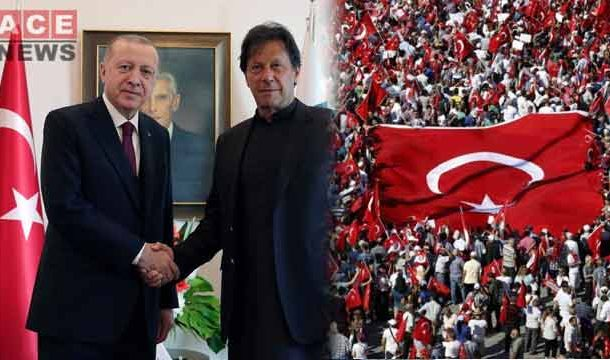 PM Imran Khan Congratulates Turkish President National Unity Day