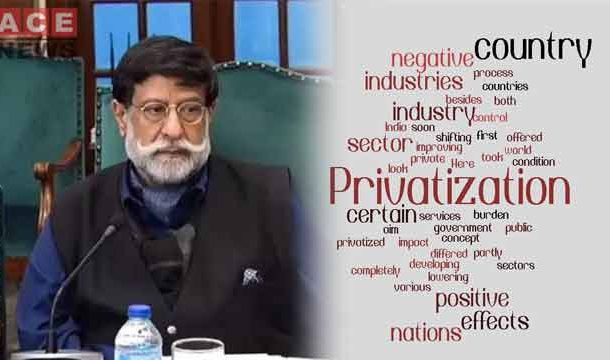 PSM Among 19 Entities to be Privatized: Muhammad Mian Soomro