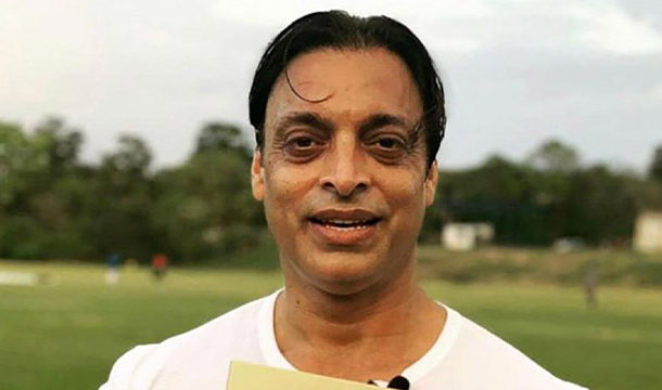 Shoaib Akhtar Objected to the Selection of 20 Possible Players