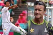 Grant Flower Apologizes Younis Khan on Knife-Related Statement