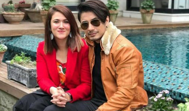 Ali Zafar's Wife Shared a Loving Message for Him on Instagram