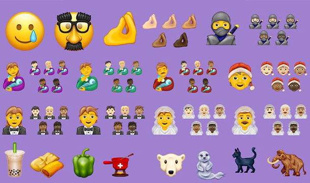 Facebook, Google and Apple Introduce New Emojis