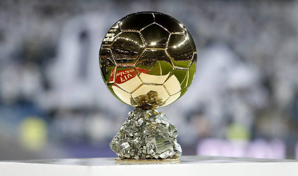 Because of Corona Announces of  Ballon D'Or Award has been Cancelled