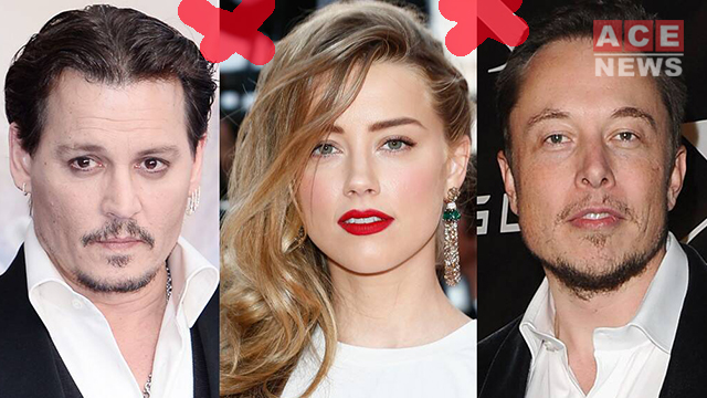 Johnny Depp Accuses Amber Heard of Cheating