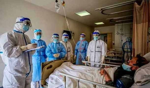 India Records 96,000 New Corona Cases in One Day