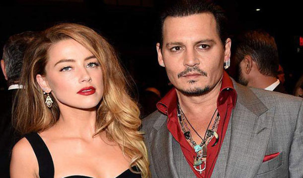 Johnny Depp Alleges that Amber Heard Assaulted him Physically Because of Severe Financial Issues