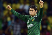 Saeed Ajmal Reached Naran for Sightseeing and Entertainment