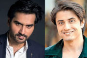 Humayun Saeed and Ali Zafar  have Thanked for the High Civil Awards