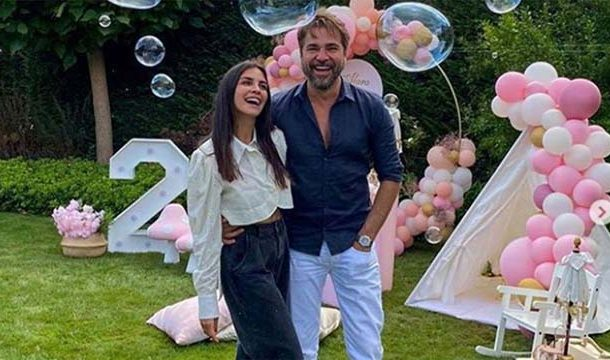 Engin Altan is Celebrating His Sixth Wedding Anniversary Today