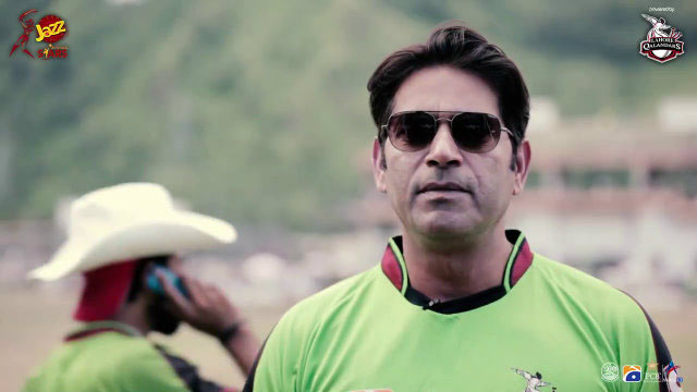 The New Cricket Selection Committee Started Belting to Aqib Javed