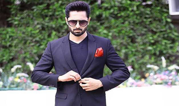 Danish Taimoor is Thankful to His Fans