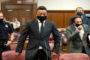 Cuba Gooding Jr Wears Black Lives Matter Mask to Court