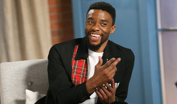 Why Chadwick Boseman will Always Be Remembered as Black Panther