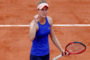 Fiona Ferro Won the Ladies Open Tennis Championship