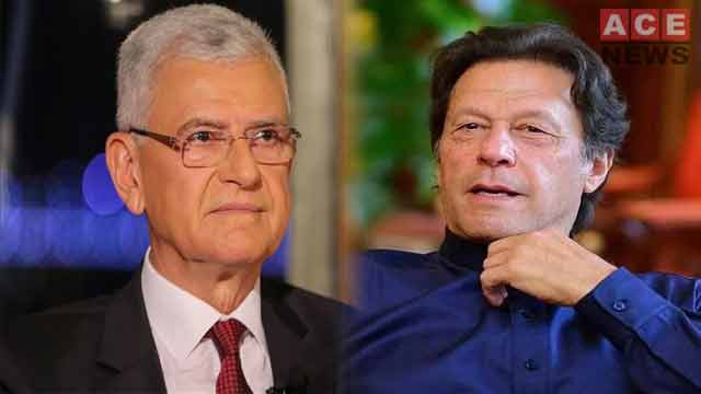 PM Imran Khan Discuss Kashmir Issue with UNGA President