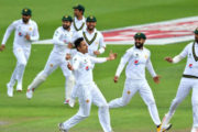 Pakistan Weights Heavily in Manchester Test on Third Day of Play