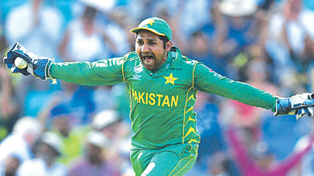 Sarfraz was Assigned to Deliver Water and Shoes