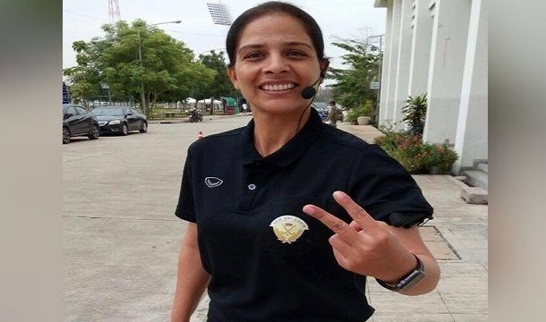 Binish Hayat is the First Pakistani Hockey Umpire to Play in the World Cup and Olympics