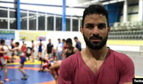 Young Wrestler has been Sentenced to Death in Iran