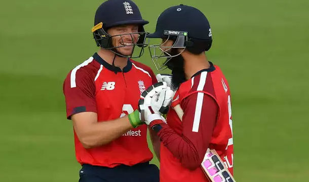 England Win 2nd T20, Series Against Australia