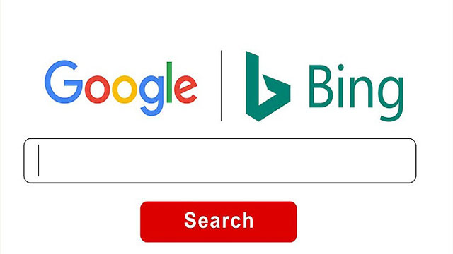 Bing, other Search Engines Succeed by Google to appear as a Search Option