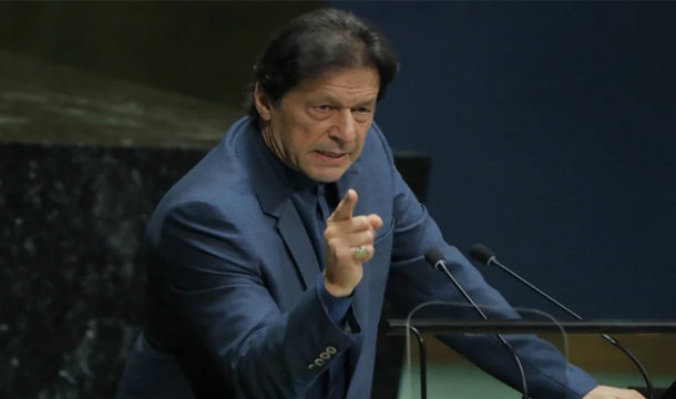 PM Imran Khan Made a Comprehensive Address at UNGA