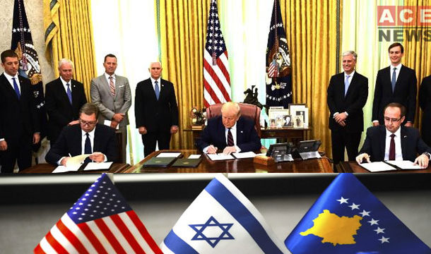 Muslim Majority Country Kosovo Normalize Diplomatic Ties with Israel