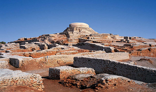 Bad Weather Destroyed Mohenjo-daro, Mathematical Evidence was Found