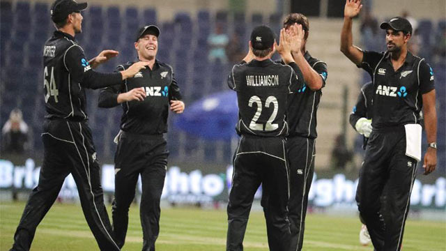 Pakistan Tour to New Zealand Schedule Released