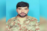 Soldier Martyred in Unprovoked Firing by Indian Troops Along LoC