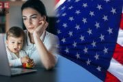 1.3 Million US Women Forced Out of Work Since February 2020 to Look After Families
