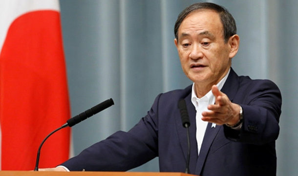 Yoshihide Suga Formally Voted in as PM of Japan