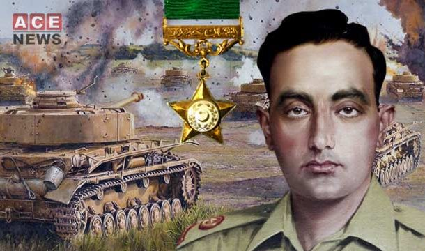 Pakistan Pays Tribute to Brave Son Of Soil 'Major Aziz Bhatti'